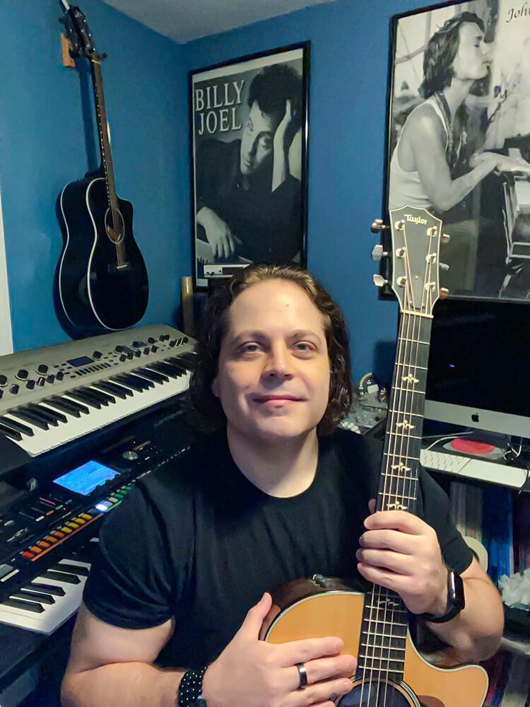 Michael Sherman, Instructor at MCS Music Studios